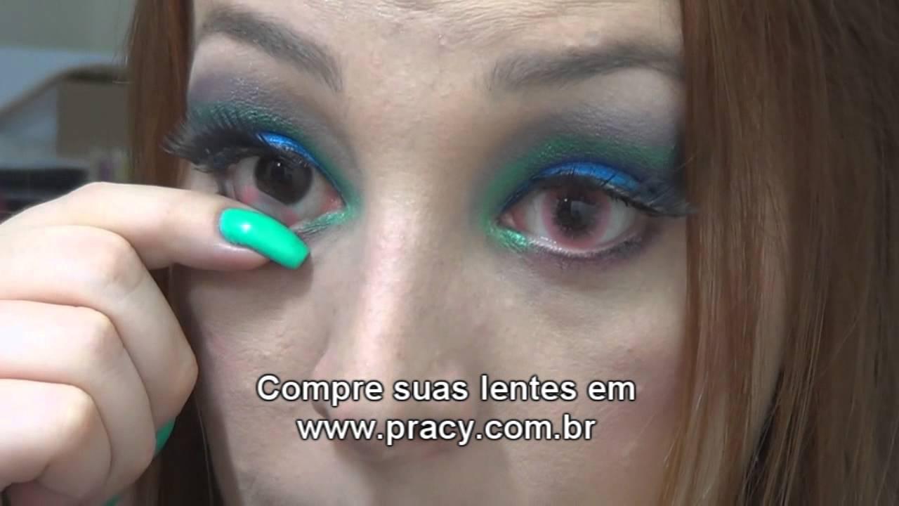 Como tirar suas lentes de contato - YouTube 8c1e317aed