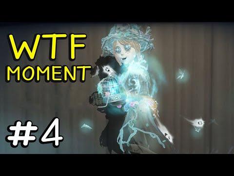 Funny WTF Moments Ep.4 Gameplay Identity V