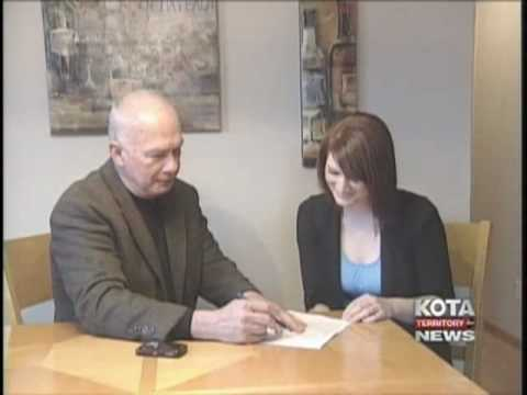 KOTA-TV Interview with Real Estate Expert Lee Alley and One of His Client Families