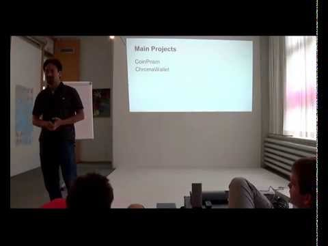 Colored Coins - Jimmy Song - Bitcoin Meetup Zug, Switzerland