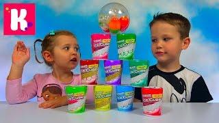 Жвачка Челлендж/ Угадываем вкус жвачек в коробочках Ice Cube