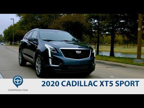 2020 Cadillac XT5 Sport Review