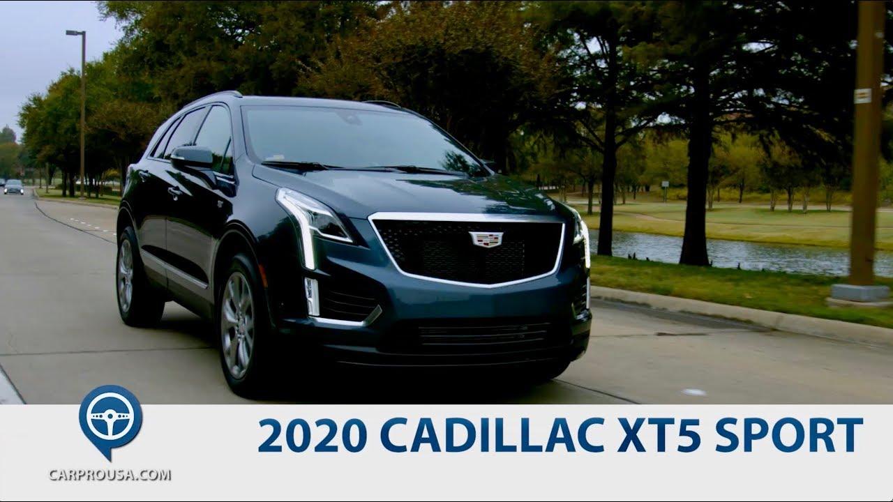2020 Cadillac XT5 Reviews