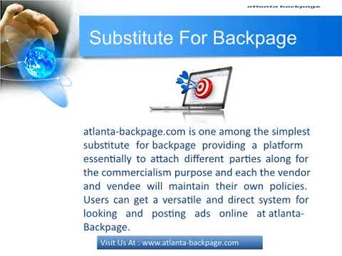 Atlanta Backpage Alternative To Backpage Site Like Backpage Site Similar To Backpage 25