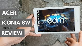 Acer Iconia Tab 8W Review - Budget Tablet PC || Carrot Everything