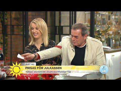 """Det bästa från torsdagens Nyhetsmorgon: """"Vi kan göra upp om skumtomtarna sen"""" - Nyhetsmorgon (TV4)"""