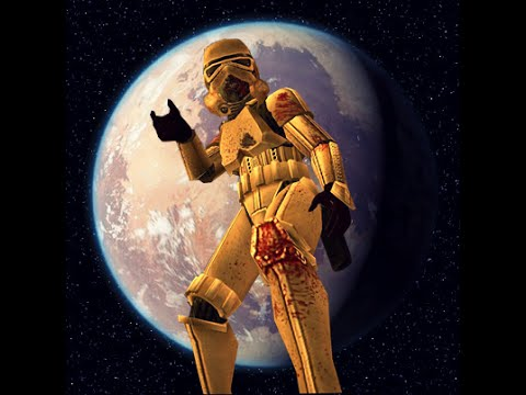 Gmod Star Wars : The Zombies strikes back!!