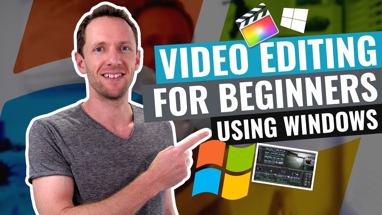 Download Video Editing for Beginners (Using Windows PC!)