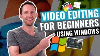 Video Editing for Begiฑners (Using Windows PC!)