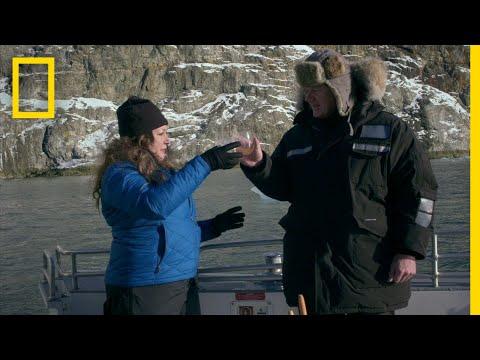 Gordon Ramsay Harvests Glacial Ice Cubes | Gordon Ramsay: Uncharted