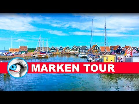 MARKEN - NETHERLANDS - 4K 2017 - TRAVEL GUIDE