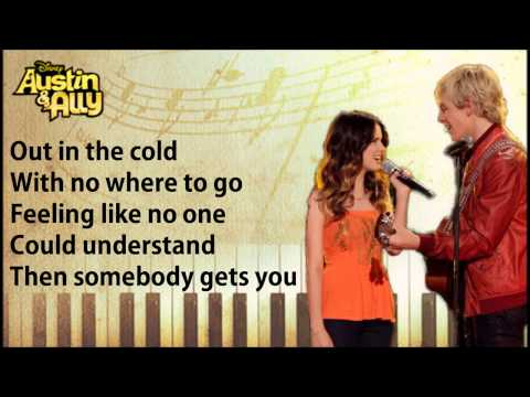You Can Come To Me   Ross Lynch & Laura Marano lyrics
