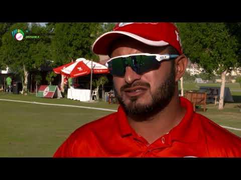 World Cricket League Division 3 | Oman v Denmark highlights
