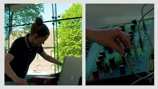 Elaine Mai - Still Feel (feat. Ailbhe Reddy) - Live in Science Gallery