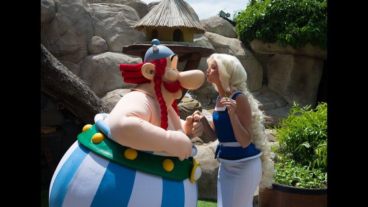 Pass sanitaire : j'ai testé pour vous un week-end au Parc Astérix