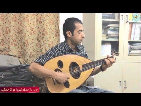 أنا بحبك . فضل شاكر . عزف واداء عبد الله البصري