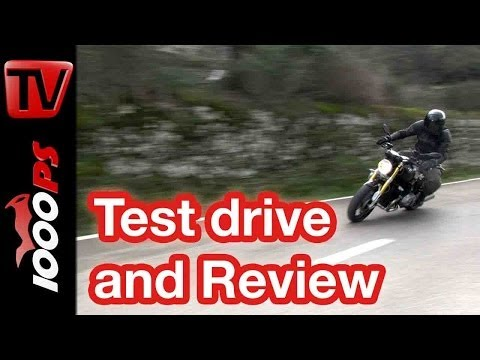 BMW R nineT | First Review | Prueba | Action, Details, Onboard + Español