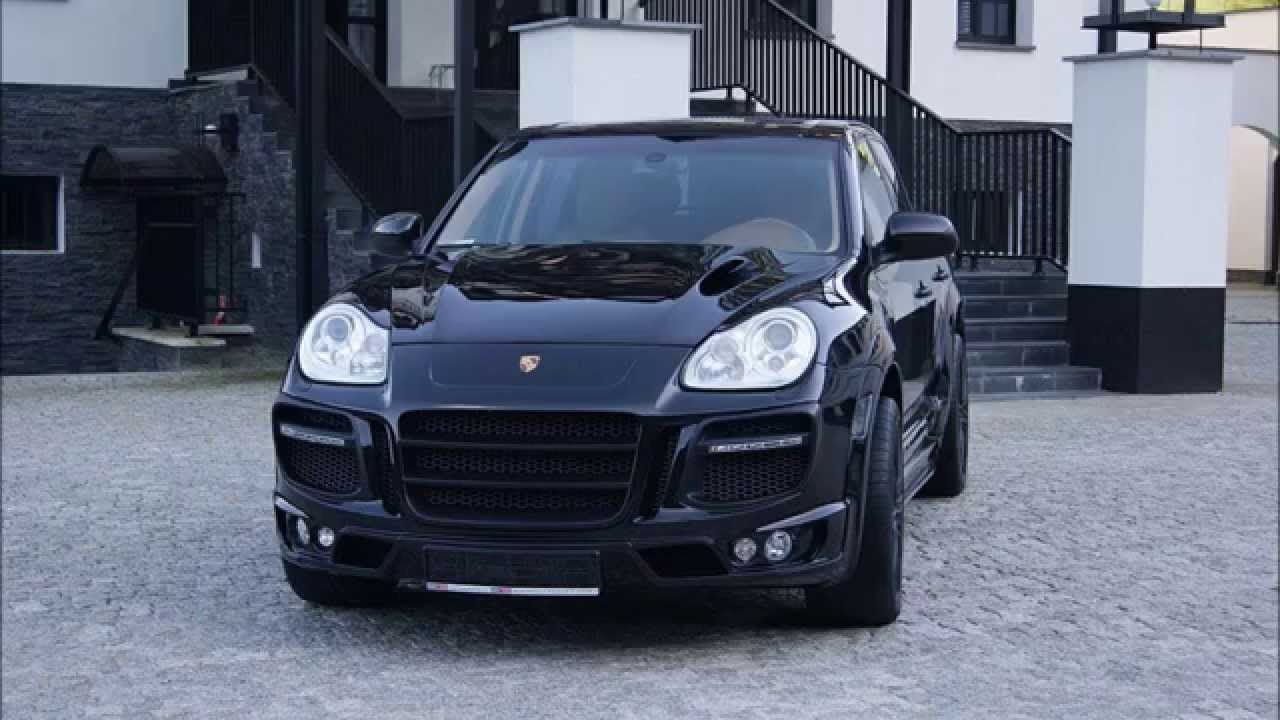 porsche cayenne mk1 mt2 tuning body kit youtube. Black Bedroom Furniture Sets. Home Design Ideas