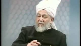 Liqa Ma'al Arab #137 Question/Answer English/Arabic by Hadrat Mirza Tahir Ahmad(rh), Islam Ahmadiyya