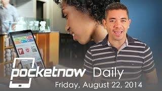 HTC Nexus Tablet date, Windows 9 date, Gear 3 leaks & more - Pocketnow Daily