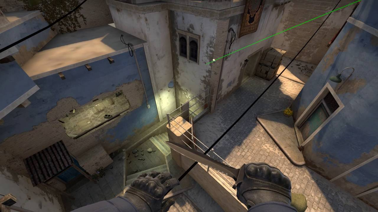 As we know, CS:GO runs optimal at 128tick rate.