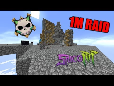 1M RAID []SaicoPvP Skeleton