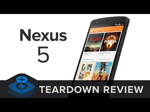 Nexus 5 Teardown Review