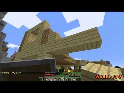 Minecraft Survisarja - Uusi talo - osa 12