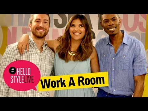 First Impressions & How to Work a Room | #HelloStyleLIVE, Aug. 26