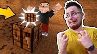 KOLEJNY CRAFTING DO CRAFTOWANIA CRAFTINGÓW... - Minecraft Caveblock 2.0