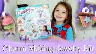 CharMinis Deluxe Jewelry Studio Review and Demo
