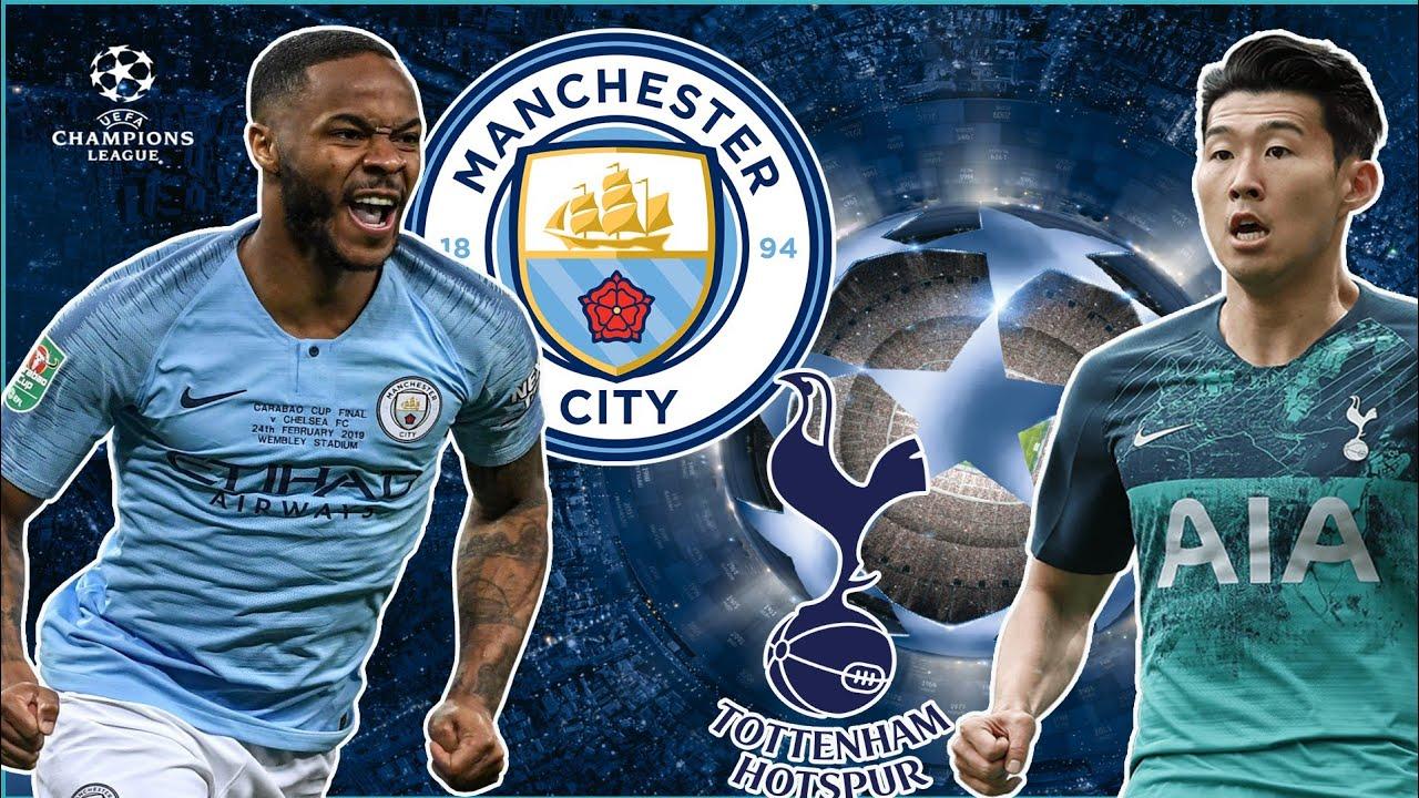Man City Vs Tottenham Best Xi 2018 19 Uefa Champions League Quarterfinals Youtube