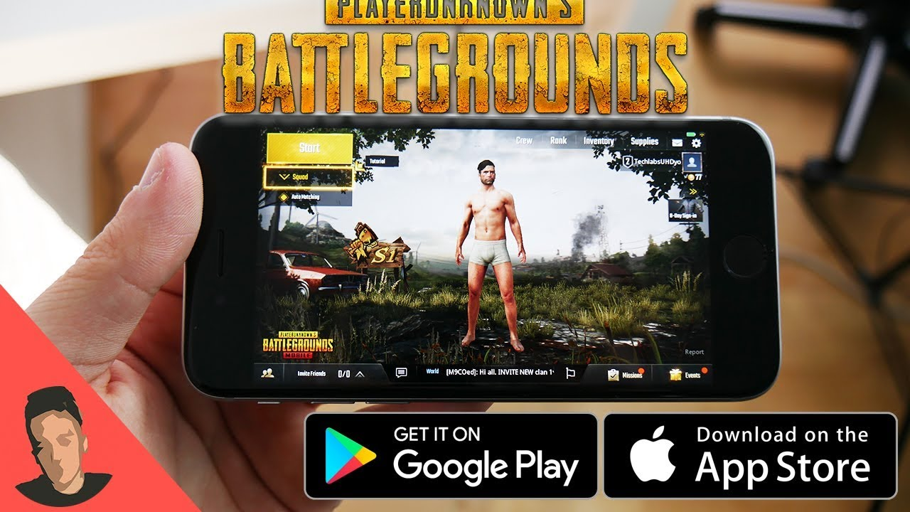pubg free download for iphone