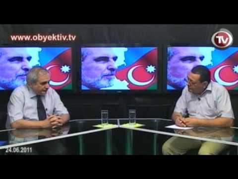 INTERVIEW WITH SABIT BAGIROV FRIEND AND PARTNER  OF ABULFAZ ELCHIBEY