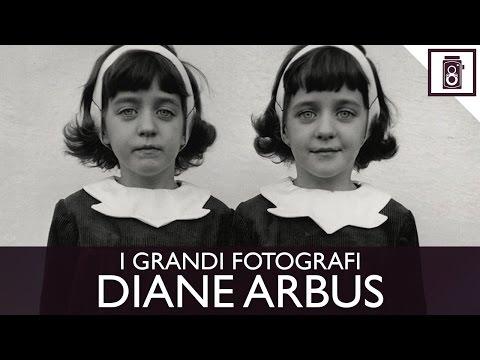 DIANE ARBUS - I GRANDI FOTOGRAFI