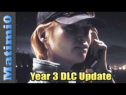 Year 3 DLC Update - Rainbow Six Siege