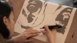 Изготовление поп - арт картин по фото !(, 2012-03-19T21:49:56.000Z)