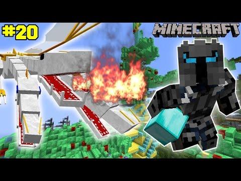 Minecraft: STEALING BLOCKS CHALLENGE [EPS6] [20]