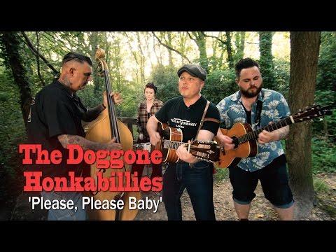 'Please, Please Baby' The Doggone Honkabillies (bopflix sessions) BOPFLIX