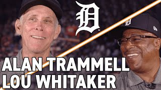 Alan Trammell and Lou Whitaker relive 1984