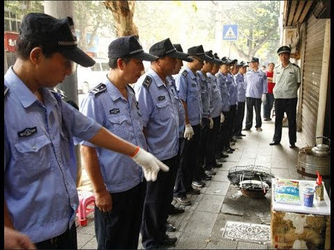 City Urban Administrative and Law Enforcement Bureau: explaining chengguan (viral news)