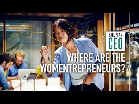 Where have all the women gone? Martha Lane Fox on the tech startup scene | European CEO Videos