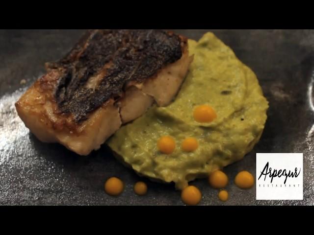 Arpezur Restaurant - Chef Antoine 04