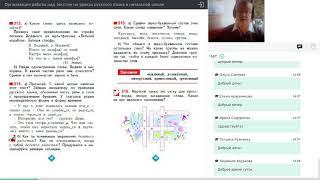 Вебинар «Организация работы над текстом на уроках русского языка в начальной школе»