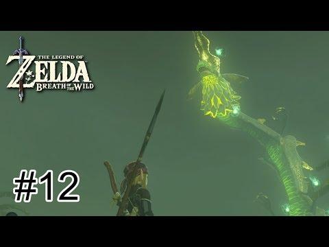 ZELDA BREATH OF THE WILD #12 - Farosh, o dragão elétrico