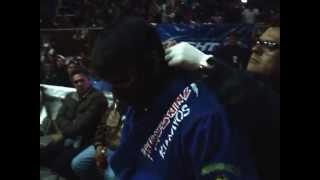 PITBULL HOUSE MMA-Entrada del American PitBull-CFU San Luis Potosi