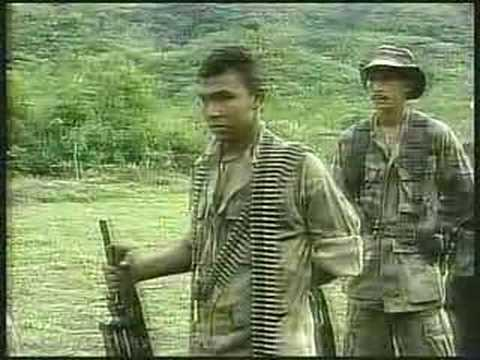 The FARC of Colombia