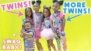 Download THE CUTEST TWINS MEETUP EVER! Mp3 and Videos