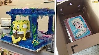 10 pasteles tan perturbadores que podrían arruinar la infancia de cualquiera
