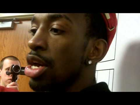 Russ Smith After Win Over Marquette